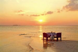 Eten Malediven