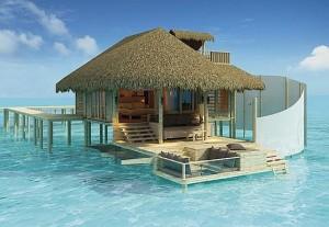 Vakantiehuis Malediven